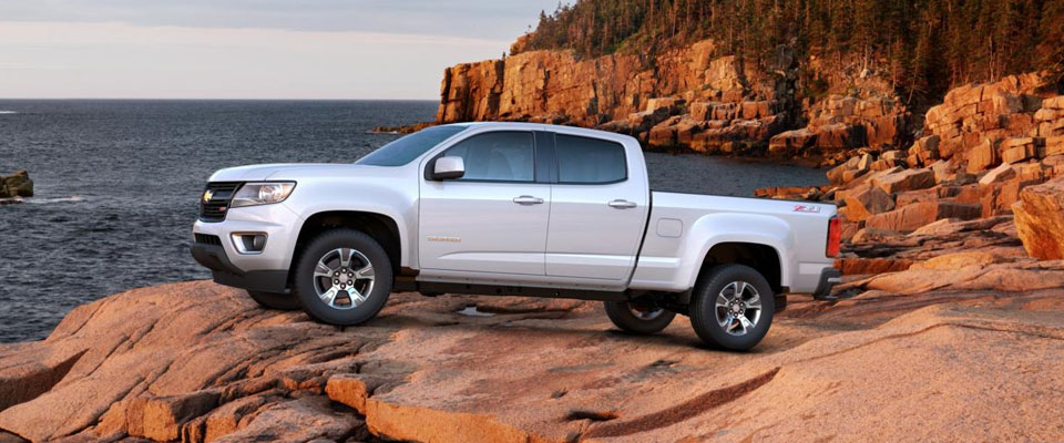 2016 Chevrolet Colorado Appearance Main Img