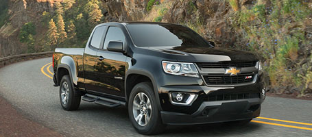 2016 Chevrolet Colorado comfort