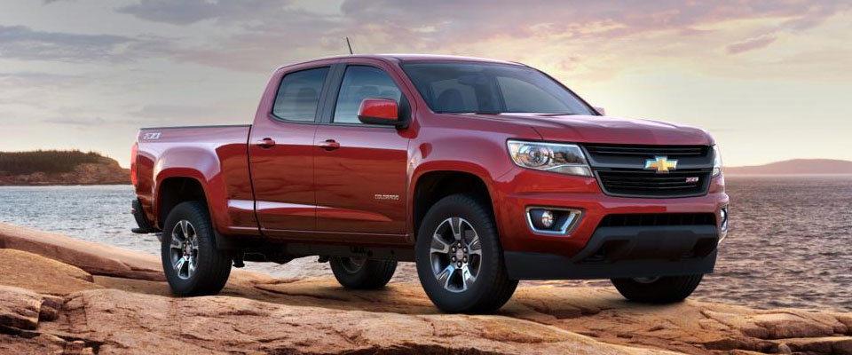 2016 Chevrolet Colorado Main Img