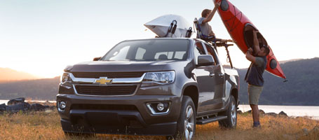 2016 Chevrolet Colorado performance