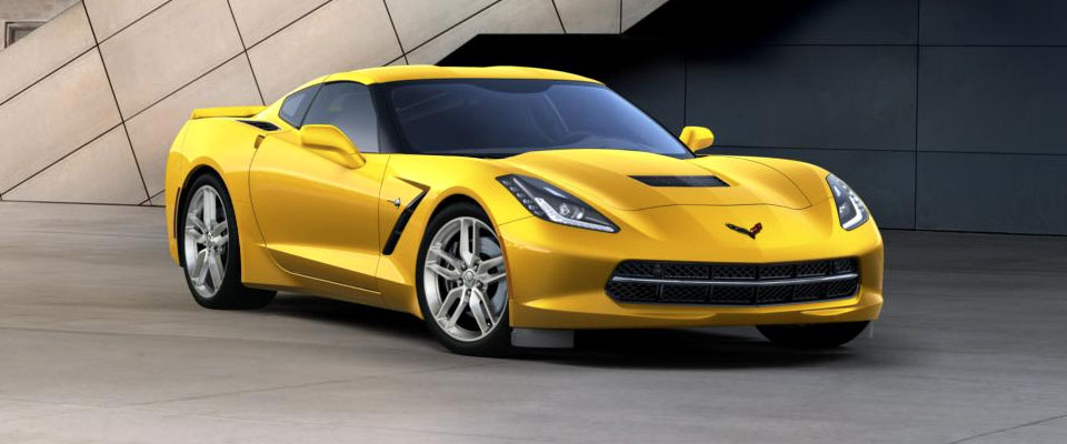 2016 Chevrolet Corvette Stingray Main Img
