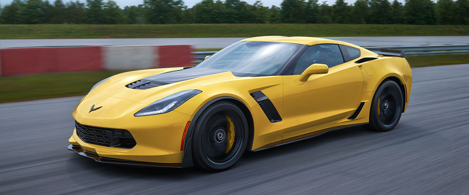 2016 Chevrolet Corvette Z06 Appearance Main Img