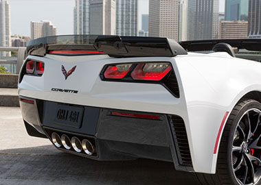 2016 Chevrolet Corvette Z06 appearance