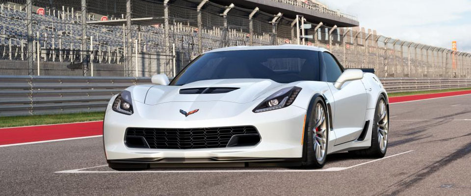 2016 Chevrolet Corvette Z06 Main Img