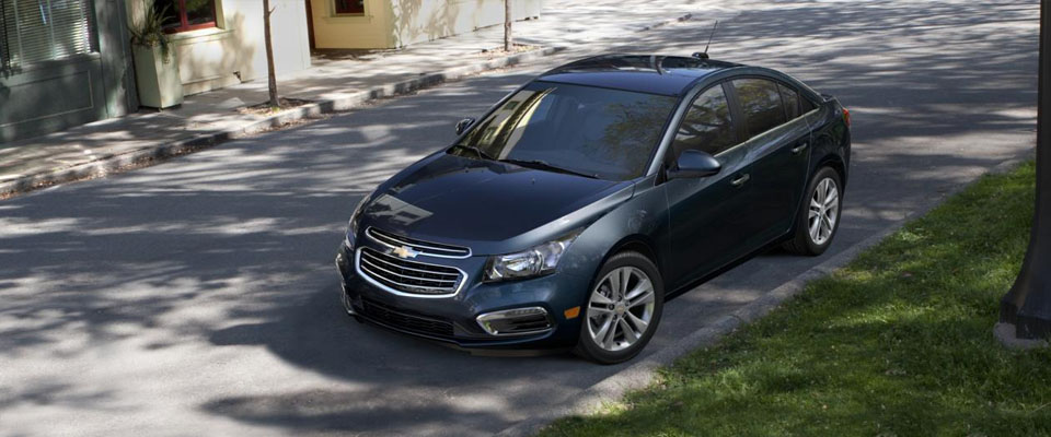 2016 Chevrolet Cruze Limited Appearance Main Img
