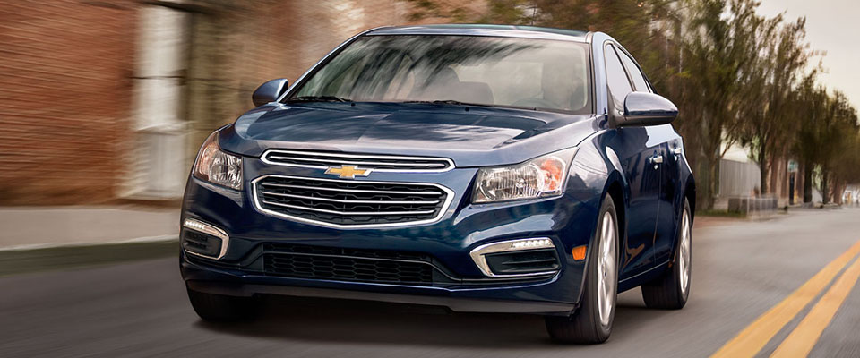 2016 Chevrolet Cruze Limited Main Img