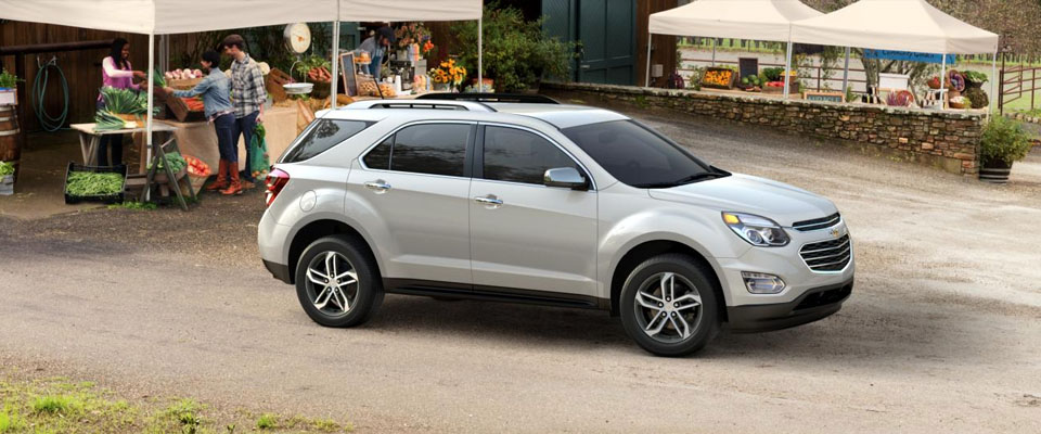 2016 Chevrolet Equinox Appearance Main Img