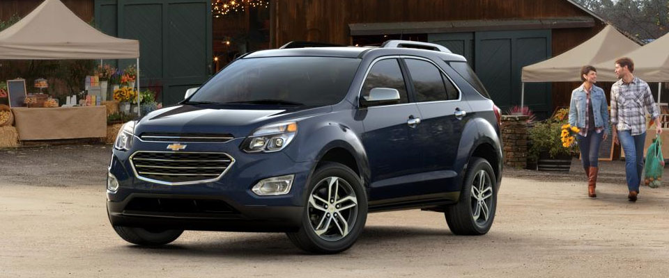 2016 Chevrolet Equinox Main Img