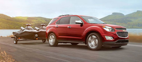 2016 Chevrolet Equinox performance