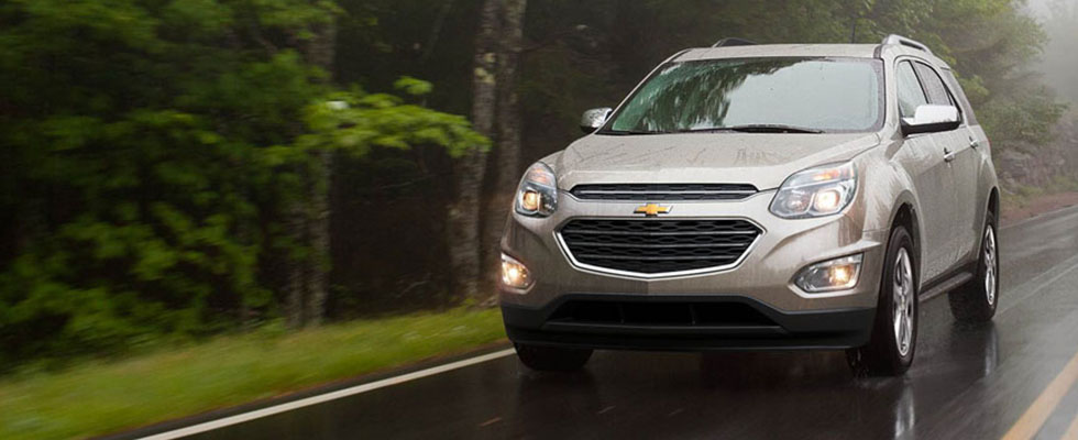 2016 Chevrolet Equinox Safety Main Img