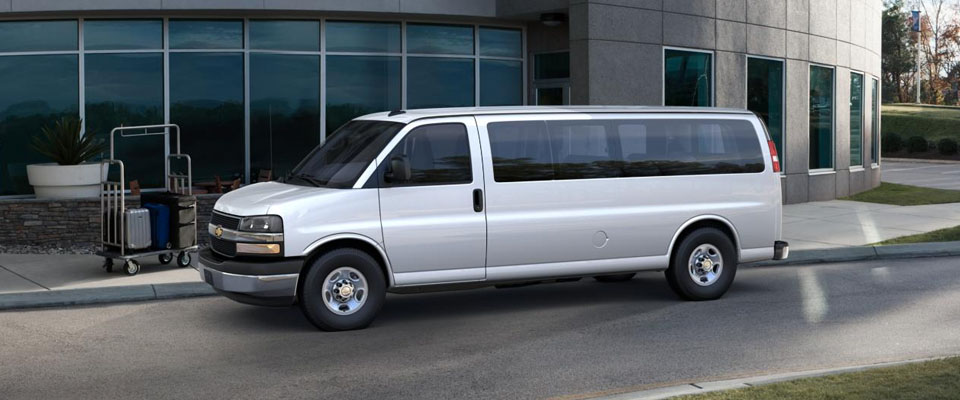 2016 Chevrolet Express Passenger Appearance Main Img