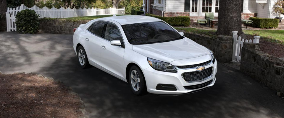 2016 Chevrolet Malibu Limited Appearance Main Img