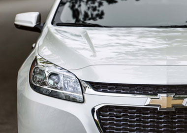 2016 Chevrolet Malibu Limited appearance