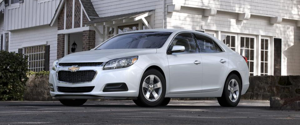 2016 Chevrolet Malibu Limited Main Img
