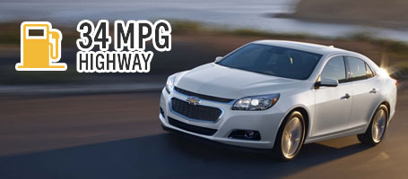 2016 Chevrolet Malibu Limited performance
