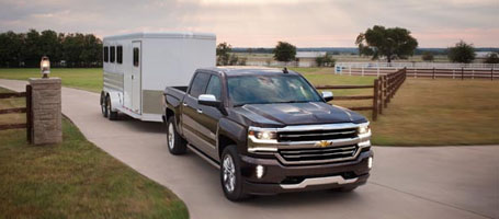2016 Chevrolet Silverado 1500 performance