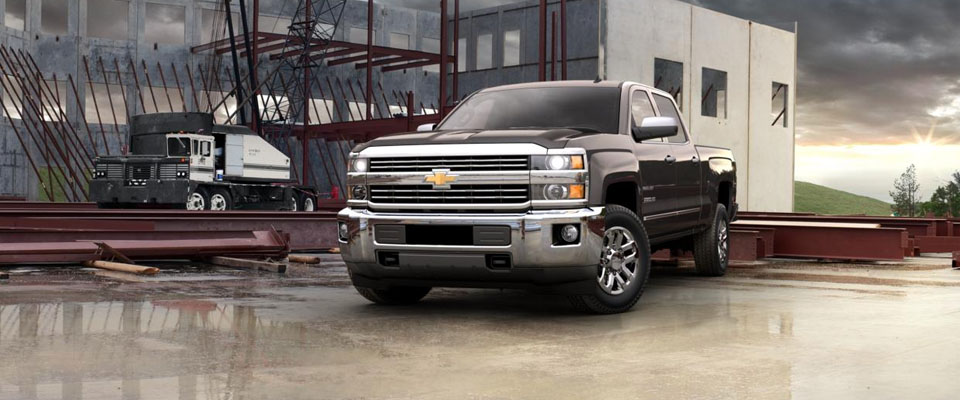 2016 Chevrolet Silverado 2500HD Appearance Main Img
