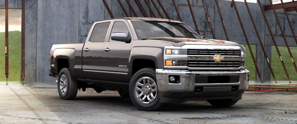 2016 Chevrolet Silverado 2500HD Main Img