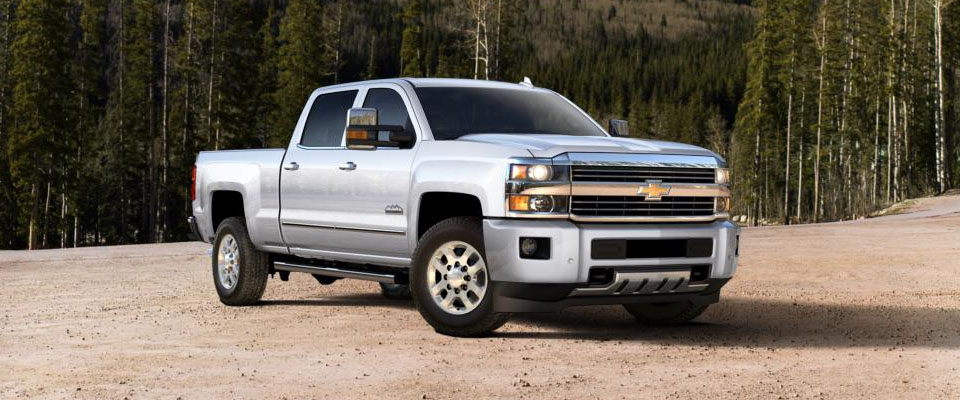 2016 Chevrolet Silverado 3500HD Appearance Main Img