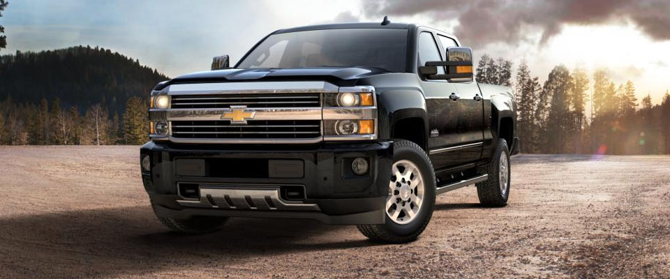 2016 Chevrolet Silverado 3500HD Main Img