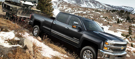 2016 Chevrolet Silverado 3500HD performance