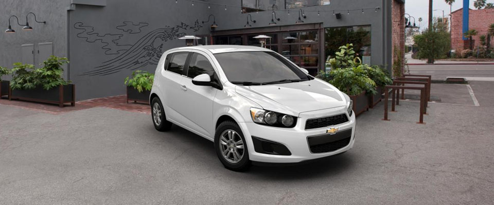 2016 Chevrolet Sonic Hatchback Appearance Main Img