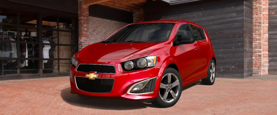 2016 Chevrolet Sonic Hatchback Main Img