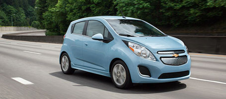 2016 Chevrolet Spark EV performance