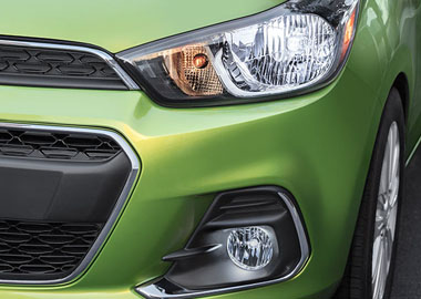 2016 Chevrolet Spark appearance