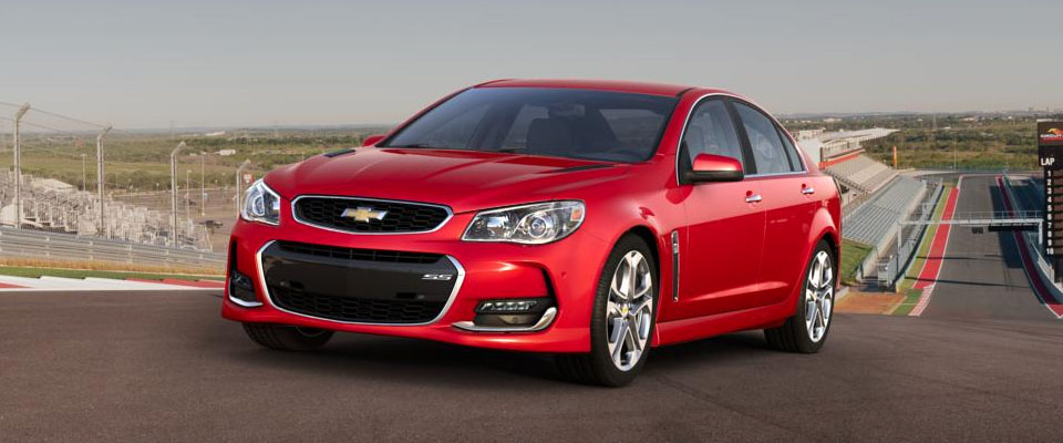 2016 Chevrolet SS Sedan Main Img