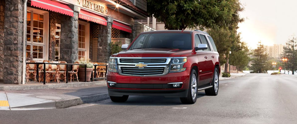 2016 Chevrolet Tahoe Appearance Main Img