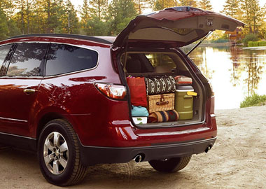 2016 Chevrolet Traverse appearance