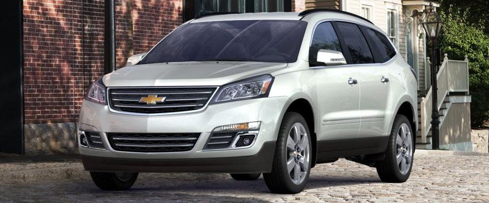 2016 Chevrolet Traverse Main Img