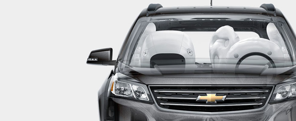 2016 Chevrolet Traverse Safety Main Img