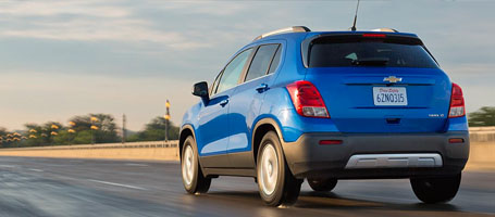 2016 Chevrolet Trax performance