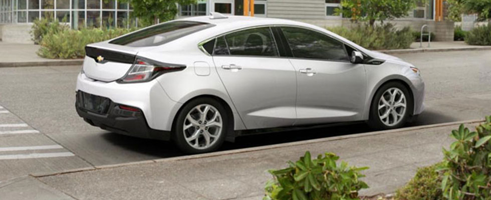 2016 Chevrolet Volt Safety Main Img