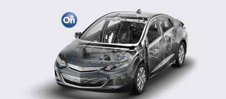 2016 Chevrolet Volt safety