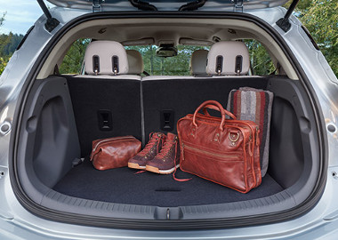 2017 Chevrolet Bolt EV Cargo Space