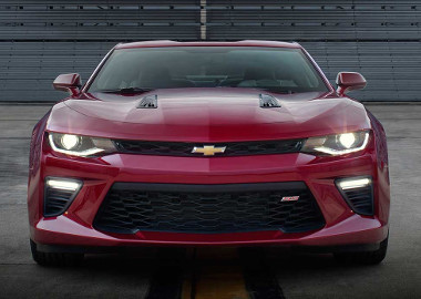 2017 Chevrolet Camaro appearance