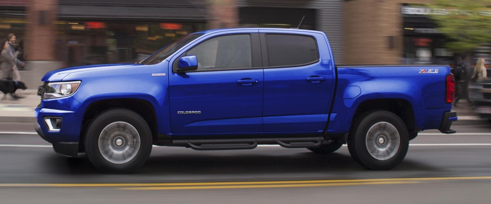 2017 Chevrolet Colorado Appearance Main Img