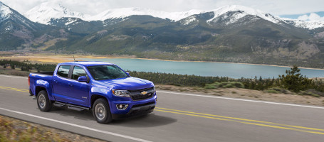 2017 Chevrolet Colorado comfort