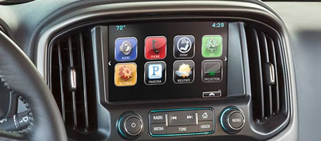 2017 Chevrolet Colorado Wi-Fi