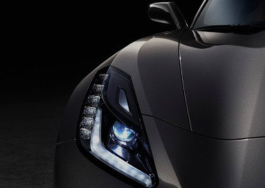 2017 Chevrolet Corvette Lighting