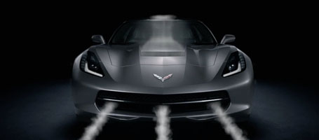 2017 Chevrolet Corvette Hood Air Extractor