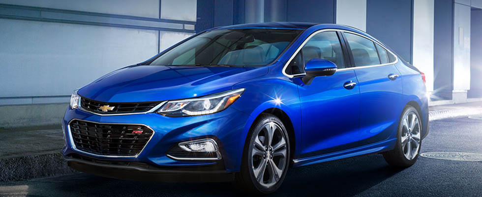 2017 Chevrolet Cruze Appearance Main Img