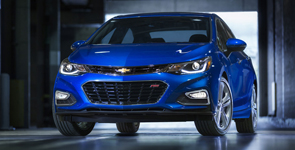 2017 Chevrolet Cruze fuel efficiency