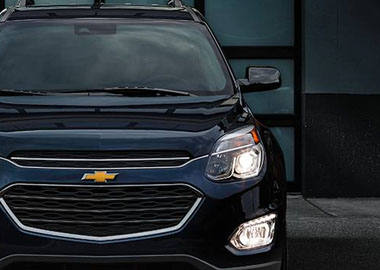 2017 Chevrolet Equinox Headlamps