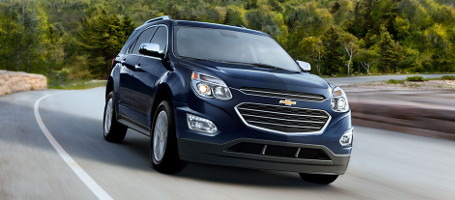 2017 Chevrolet Equinox MPG