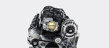 2017 Chevrolet Express Cargo engine