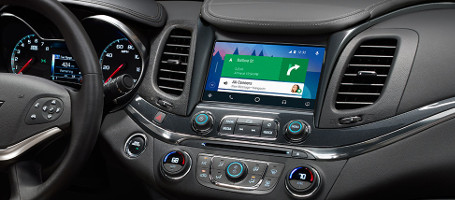 2017 Chevrolet Impala Bluetooth